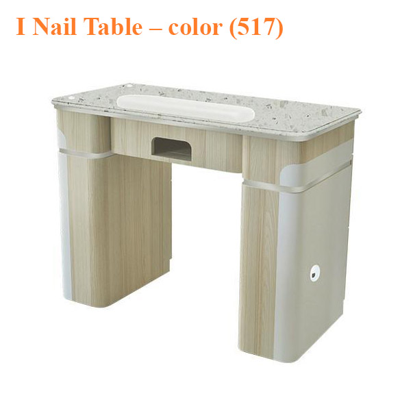 I Nail Table 39 inches – color 517 - Top Selling