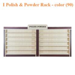 I Polish & Powder Rack – 86 inches – color (90)