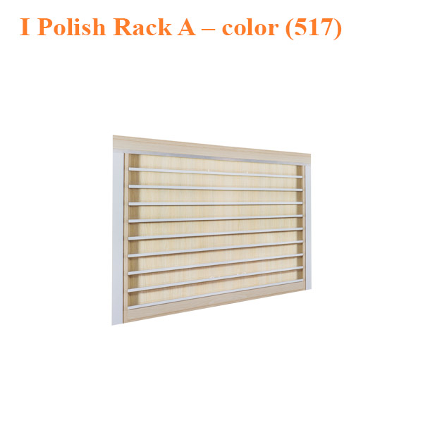 I Polish Rack A – 43 inches – color (517)