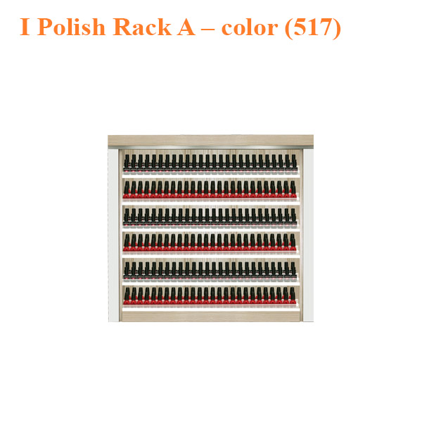 I Polish Rack A – 43 inches – color (517)