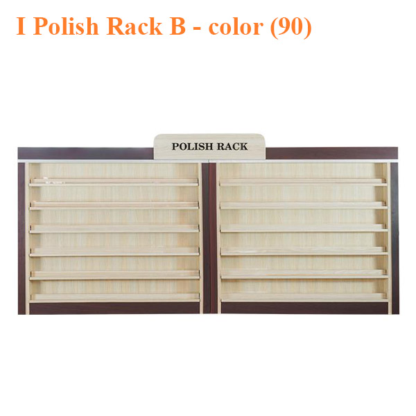 I Polish Rack B – 86 inches – color (90)