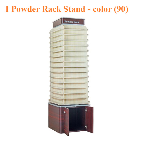 I Powder Rack Stand – 23 inches – color (90)