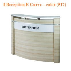 I Reception B Curve – 58 inches – color (517)