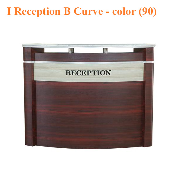 I Reception B Curve – 58 inches – color (90)