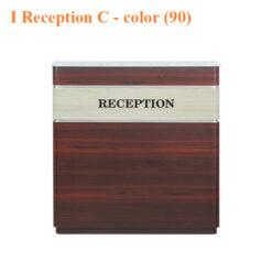 I Reception C – 43 inches – color (90)