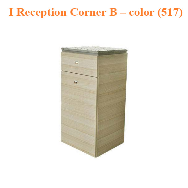 I Reception Corner B – 18 inches – color (517)