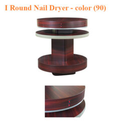 I Round Nail Dryer For 6 People 38 inches – color 90 0 247x247 - Equipment nail salon furniture manicure pedicure