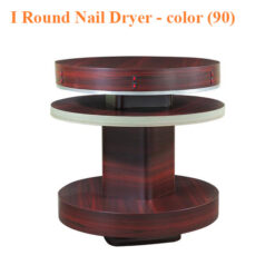 I Round Nail Dryer For 6 People 38 inches – color 90 247x247 - Equipment nail salon furniture manicure pedicure