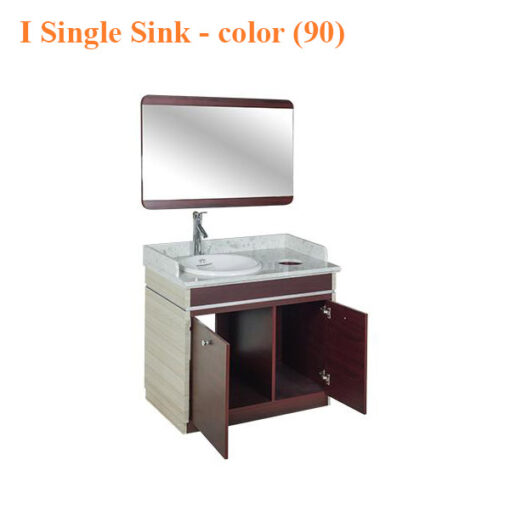 I Single Sink With Faucet – 35 inches – color (90)