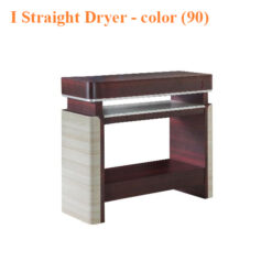 I Straight Dryer for 2 People 48 inches – color 90 247x247 - Equipment nail salon furniture manicure pedicure