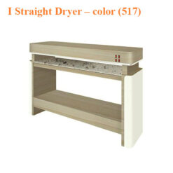 I Straight Dryer for 4 People – 52 inches – color (517)