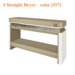 I Straight Dryer for 6 People – 69 inches – color (517)