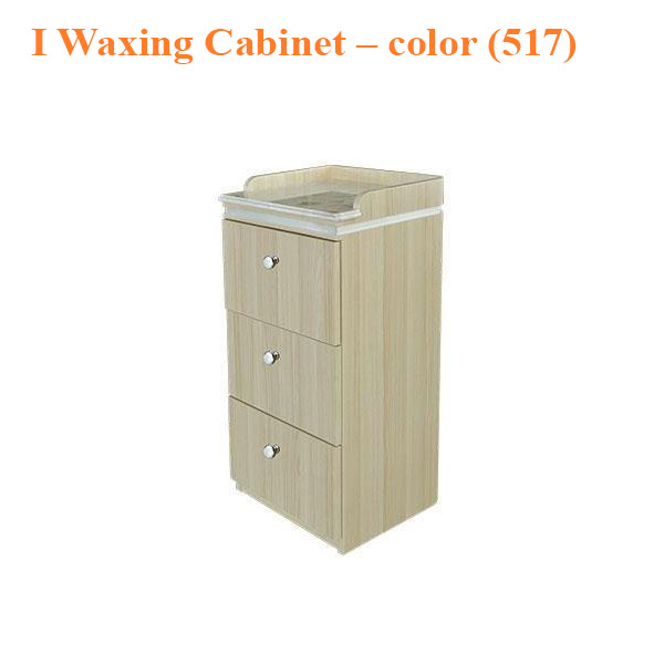 I Waxing Cabinet – 17 inches – color (517)