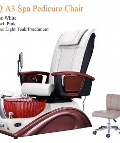 IQ A3 Spa Pedicure Chair with Magnetic Jet