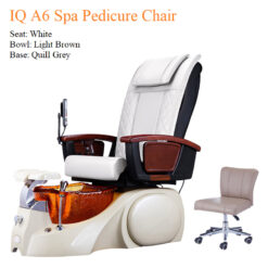IQ A6 Spa Pedicure Chair with Magnetic Jet