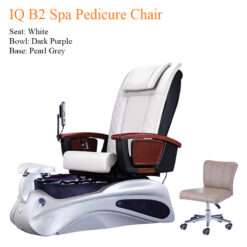IQ B2 Spa Pedicure Chair with Magnetic Jet