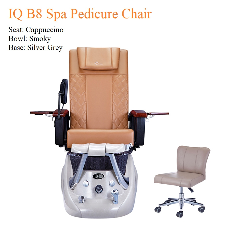IQ B8 Spa Pedicure Chair with Magnetic Jet
