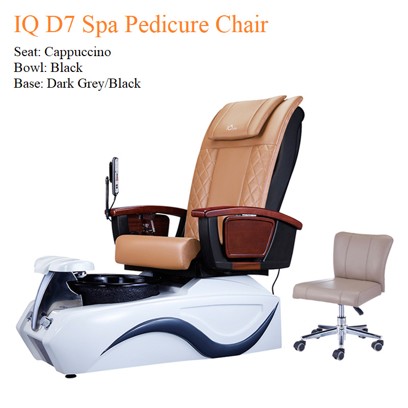 IQ D7 Spa Pedicure Chair with Magnetic Jet