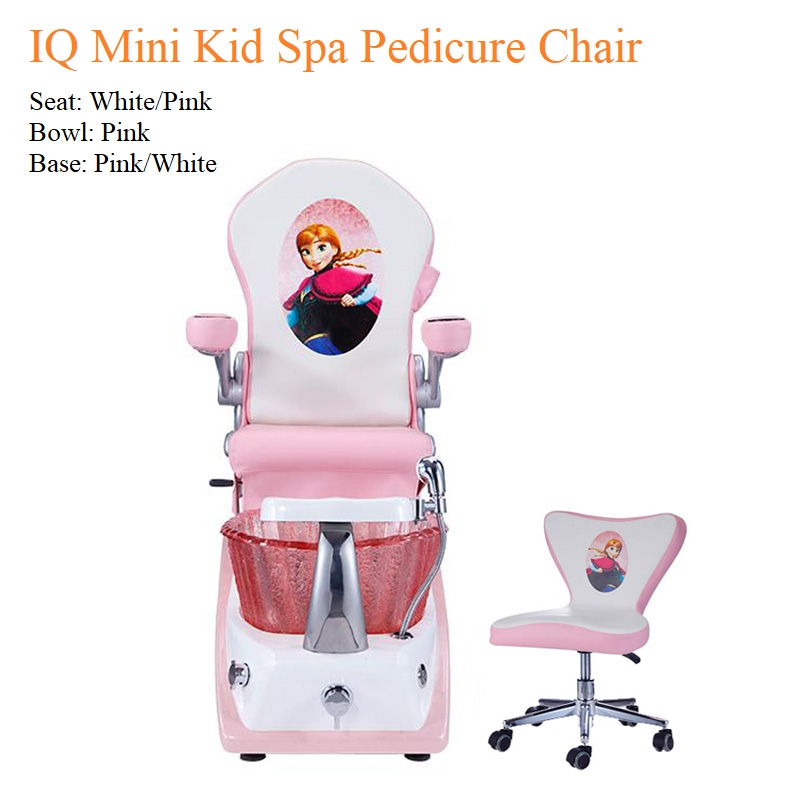 IQ Mini Kid Spa Pedicure Chair with Magnetic Jet