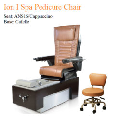Ion I Spa Pedicure Chair with Magnetic Jet – Human Touch Massage System