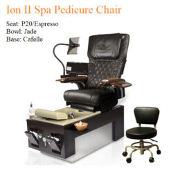 Ion II Spa Pedicure Chair with Magnetic Jet – Human Touch Massage System 01 247x247 - Equipment nail salon furniture manicure pedicure