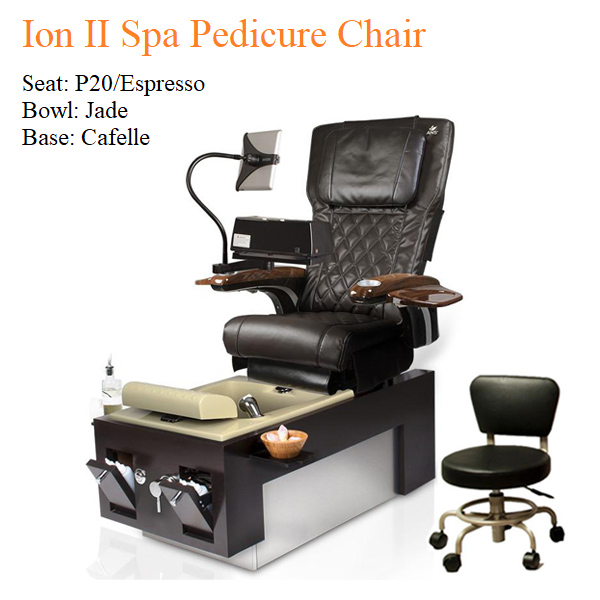 Ion II Spa Pedicure Chair with Magnetic Jet – Human Touch Massage System 01 - All Best Deals