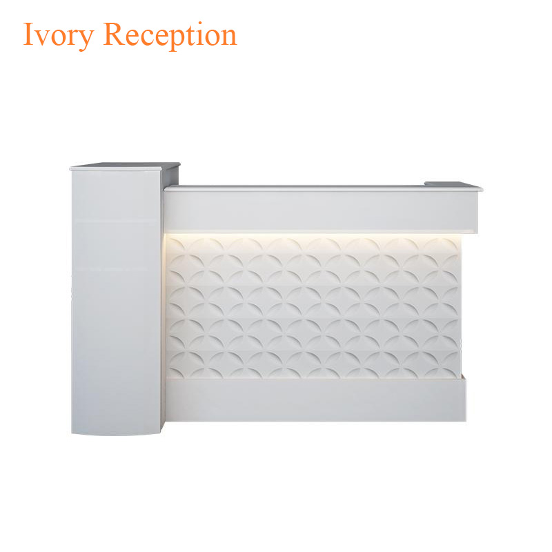 Ivory Reception – 75 inches