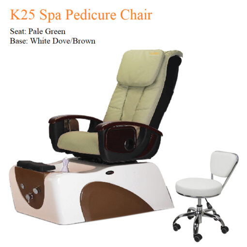 K25 Spa Pedicure Chair with Fully Automatic Massage System