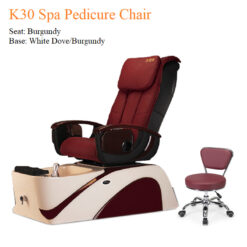 K30 Spa Pedicure Chair with Fully Automatic Massage System