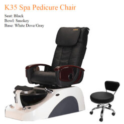 K35 Spa Pedicure Chair with Fully Automatic Massage System
