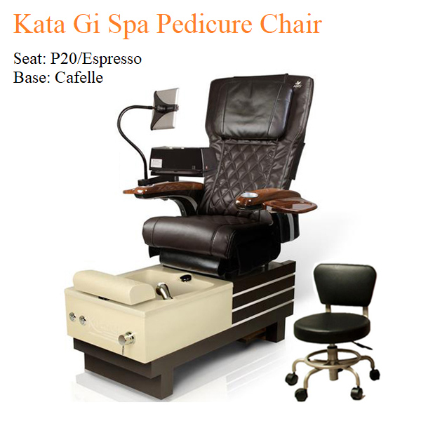 Kata Gi Spa Pedicure Chair with Magnetic Jet – Human Touch Massage System 01 - All Best Deals