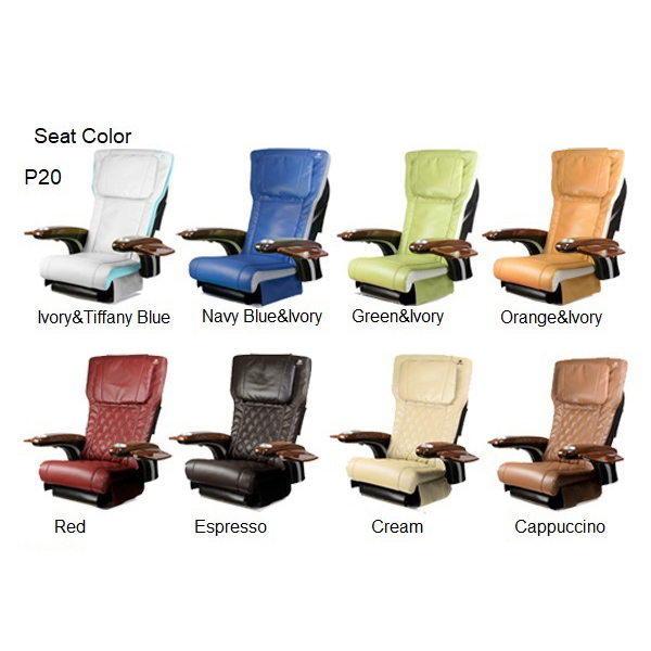Kata Gi Spa Pedicure Chair with Magnetic Jet – Human Touch Massage System