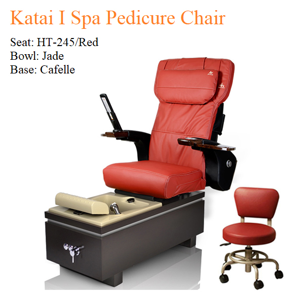 Katai I Spa Pedicure Chair with Magnetic Jet – Human Touch Massage System