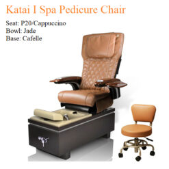 Katai I Spa Pedicure Chair with Magnetic Jet – Human Touch Massage System 05 247x247 - Equipment nail salon furniture manicure pedicure