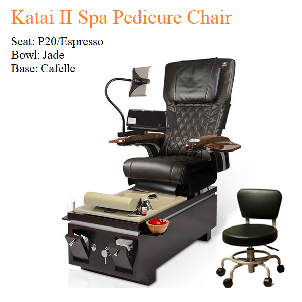 Katai II Spa Pedicure Chair with Magnetic Jet – Human Touch Massage System 01 - Khuyến mãi