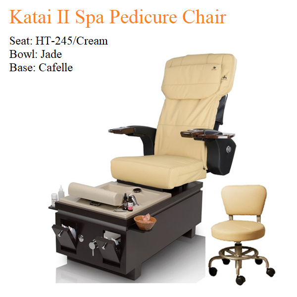 Katai II Spa Pedicure Chair with Magnetic Jet – Human Touch Massage System 02 - All Best Deals