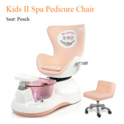 Kids II Spa Pedicure Chair with Magnetic Jet