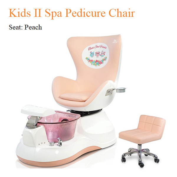 Kids II Spa Pedicure Chair with Magnetic Jet 02 - Khuyến mãi