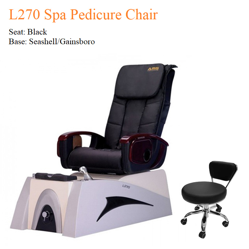 L270 Spa Pedicure Chair with Fully Automatic Massage System