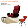 L280 Spa Pedicure Chair with Fully Automatic Massage System 5
