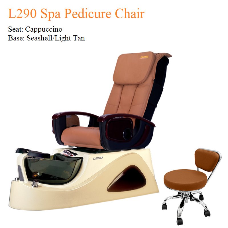 L290 Spa Pedicure Chair with Fully Automatic Massage System