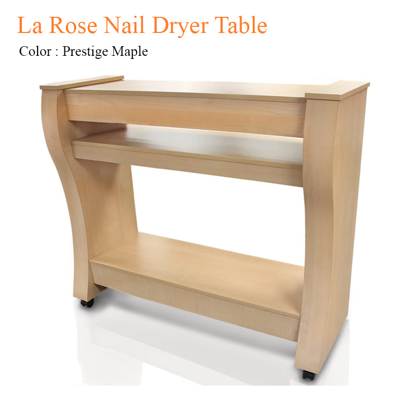 La Rose Nail Dryer Table – 68 inches
