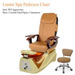 Lenior Spa Pedicure Chair with Magnetic Jet – Shiatsulogic Massage System