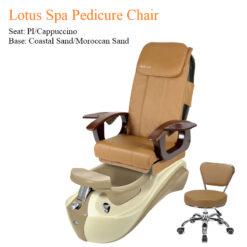 Lotus Spa Pedicure Chair with Magnetic Jet – Shiatsulogic Massage System 01 247x247 - Equipment nail salon furniture manicure pedicure
