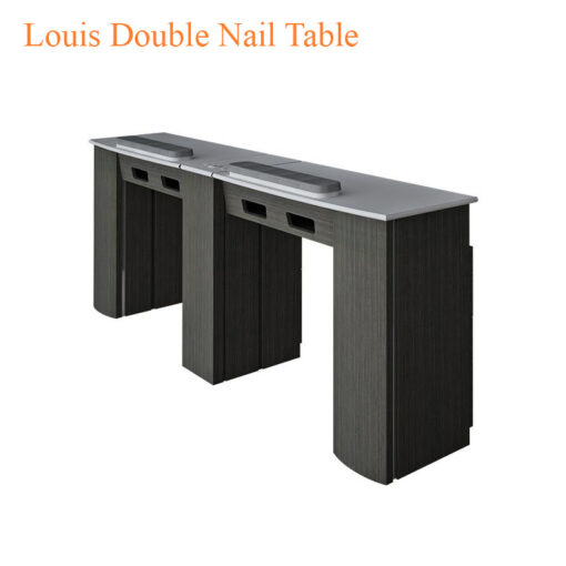 Louis Double Nail Table – 75 inches