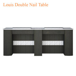 Louis Double Nail Table 75 inches 247x247 - Equipment nail salon furniture manicure pedicure