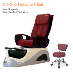 M5 Spa Pedicure Chair with Fully Automatic Massage System