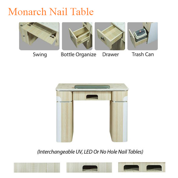 Monarch Nail Table – 39 inches
