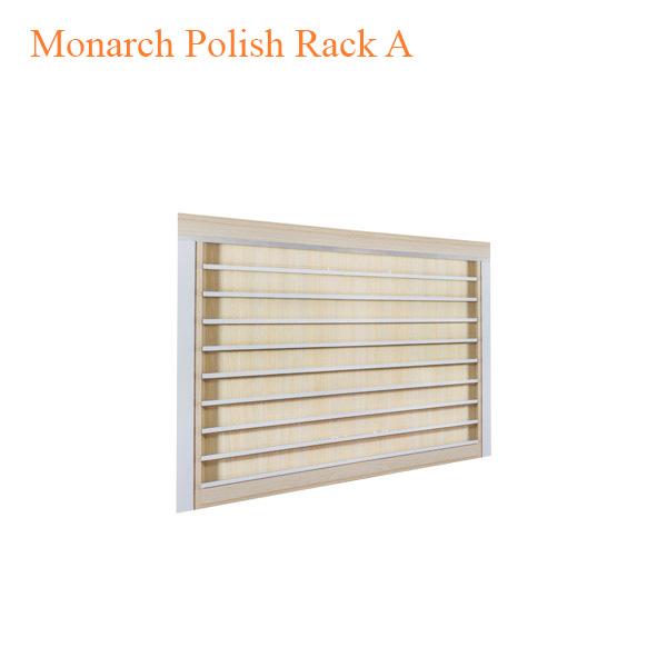Monarch Polish Rack A – 43 inches