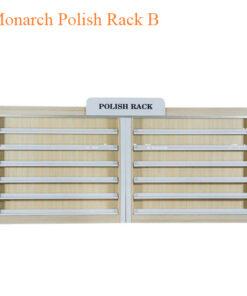Monarch Polish Rack B – 86 inches